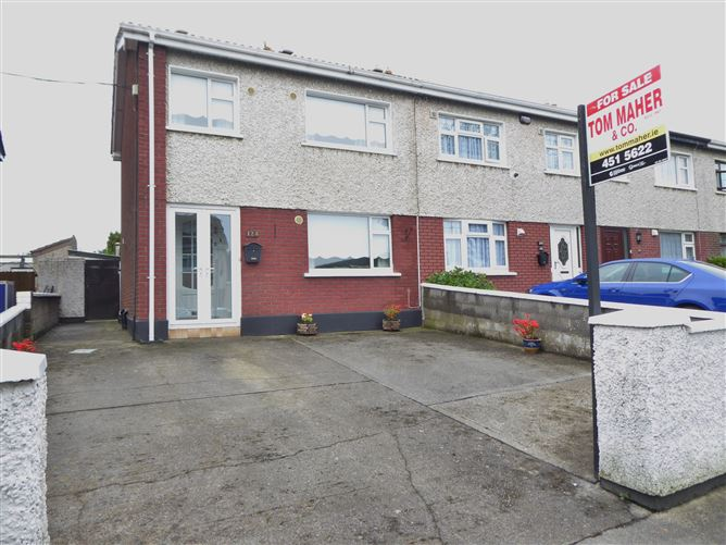 124, Balrothery Estate, Tallaght, Dublin 24