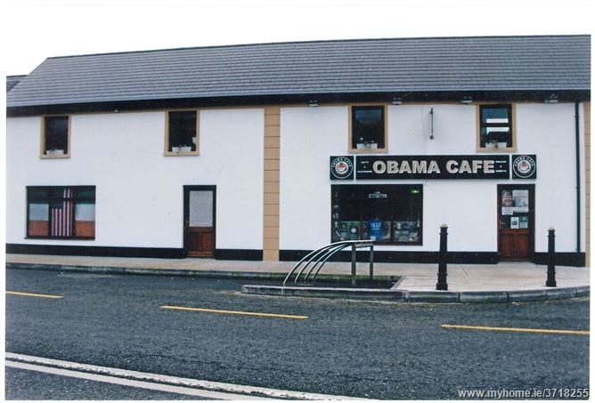 The Obama Cafe , Moneygall, Offaly