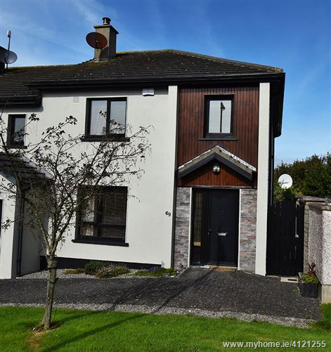 No. 69 Lus Mor, Whiterock Hill, Wexford Town, Wexford
