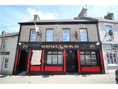 Skullers Licensed Premises, The Square, Dromcollogher, Limerick