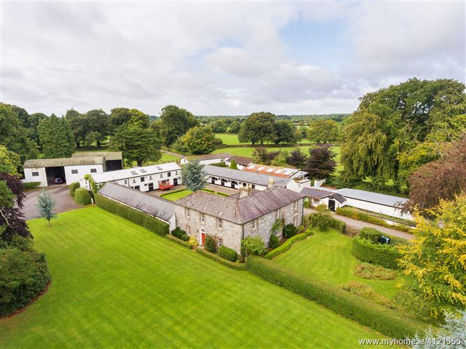 Photo of Loughtown Stud, Donadea, Maynooth, Co. Kildare - on c. 171 acres