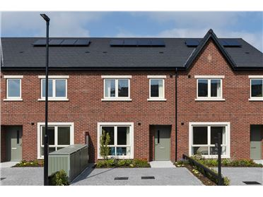 Main image for Elsmore, Naas, Co. Kildare - 3 Bed Mid Terrace Showhouse