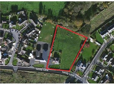 Photo of ZONED DEVELOPMENT LAND with Residence, Sandylane, Portarlington, Laois