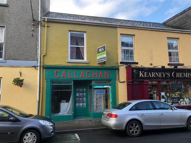 Main image for Prime Town Centre Property, Main Street, Castlerea, Co. Roscommon