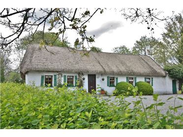Thatched Cottage, Thomastown, Naas, Co Kildare