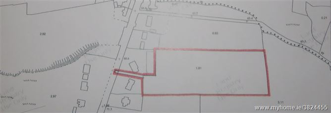 C. 3.88 Acre Site New Road, Clara, Offaly