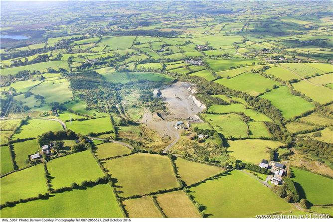 Photo of Carricknaveagh Quarry, Bailleborough, Co. Cavan