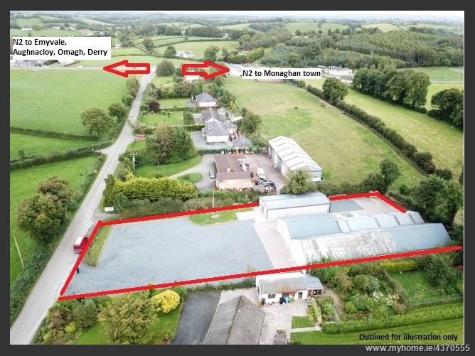 Main image for Creevlea, Emyvale, Co. Monaghan, H18K256