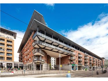 Main image of 19 Slaney House, Custom House Square, IFSC, Dublin 1