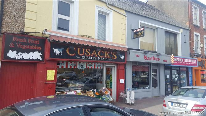 50 Parnell Street, City Centre (Limerick), Limerick