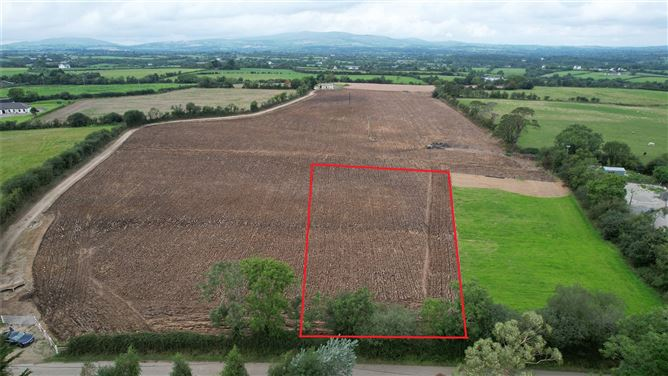 Main image for Site At Tomnahealy Little,Tara Hill,Gorey,Co. Wexford