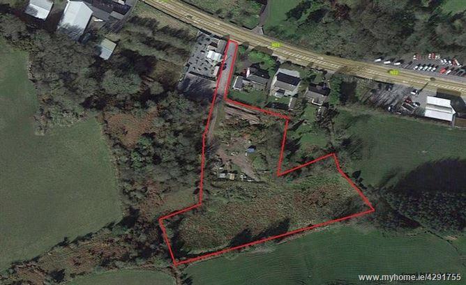 Main image for C.4.5 Acres Land At Lissarda, Co. Cork