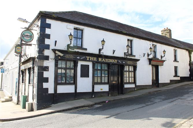 Main image for The Railway Bar , Rathdrum, Wicklow