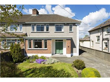 18 Mather Road North, Mount Merrion, Co Dublin