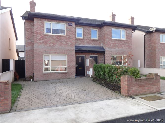39 Forge Avenue, The Forge, Lusk,   County Dublin