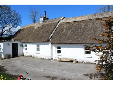 The Thatched Cottage, Cahermore, Kinvara, Galway