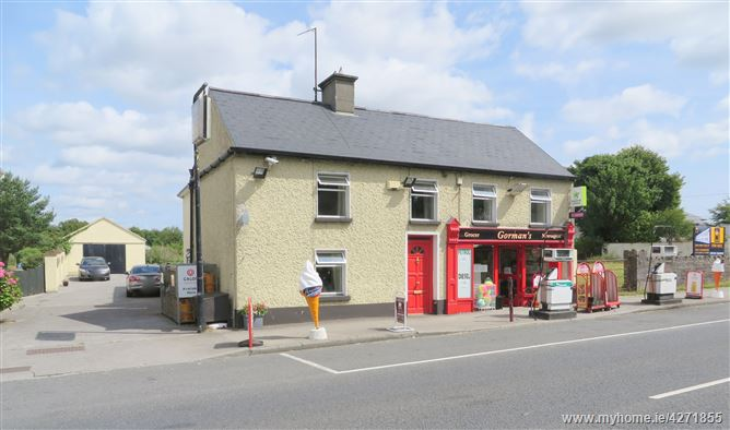 Residential/Retail at Gormans Stores, Killeigh Village, Killeigh, Offaly