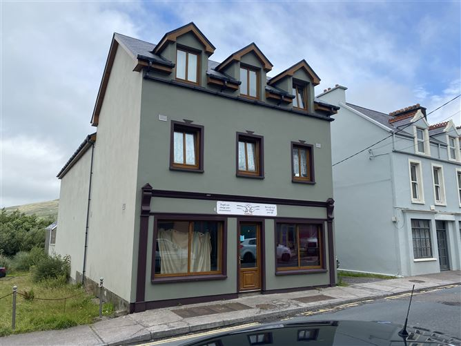 Main image for Ref 221 - Commercial Premises, Teach Aonair, New Street, Caherciveen, Kerry