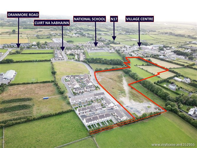 Main image for Lands at Cuirt na hAbhainn, Claregalway, Galway