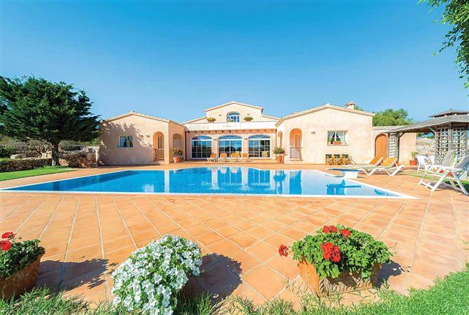 Main image for Villa Estrellita,Sant Luis,Balearic Islands,Spain