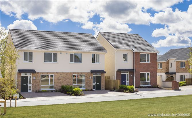 Photo of New 3 Bedroom Semi-Detached House Type B3, Ashfield, Ridgewood, Swords, County Dublin