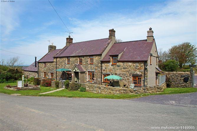 Y Feillionen,Aberdaron, Gwynedd, Wales