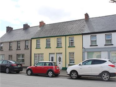 Photo of Main Street, St. Johnston, Donegal