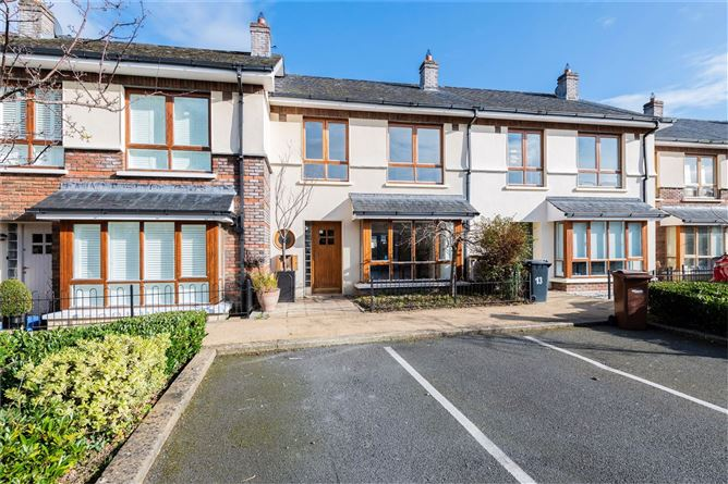 15 Carrickmines Chase, Carrickmines Wood, Carrickmines, Dublin 18 D18 HY03