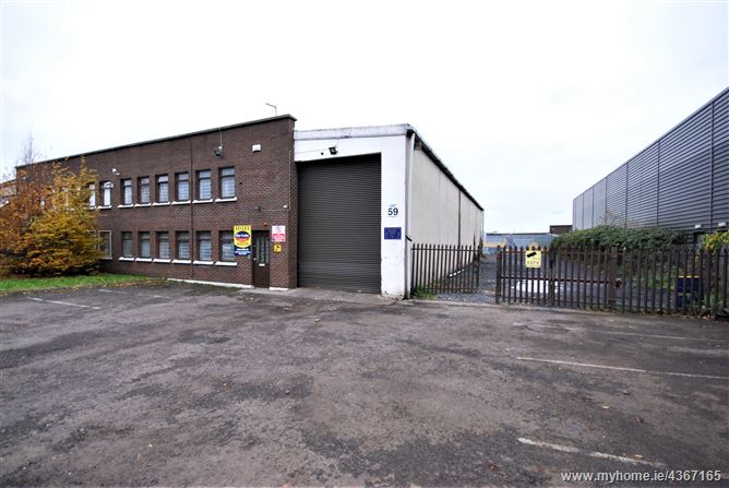 Main image for 59 Broomhill Drive, Broomhills Industrial Estate, Tallaght, Dublin 24