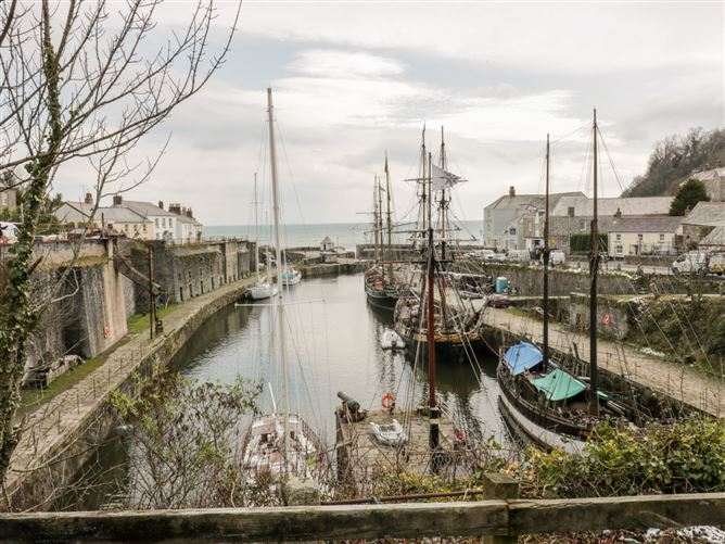 Main image for The Nook,Charlestown, Cornwall, United Kingdom