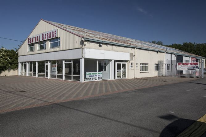 Main image for Showroom at Central Enterprise Park, Clonmel, Tipperary