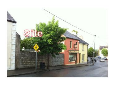Main image of Site @ Burke street , Fethard, Co. Tipperary