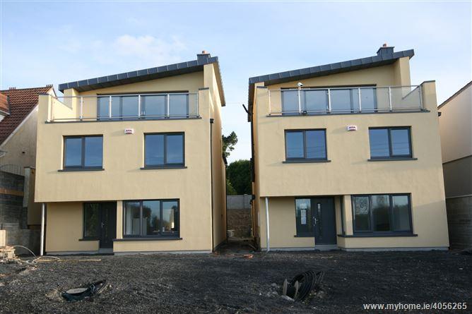 New development at Kapiti, Thormanby Rd, Howth, County Dublin