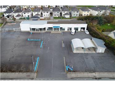Photo of Former Garage Premises, Portlaoise Road, Carlow Town, Carlow