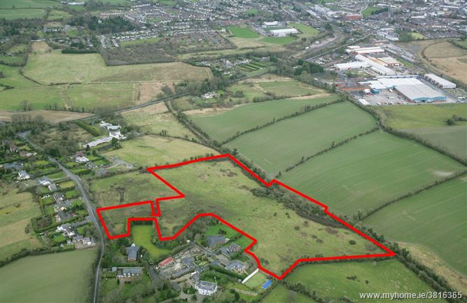 C. 15.68 Acres Development Lands, Ardee Road, Ballybarrack, Dundalk, Co Louth