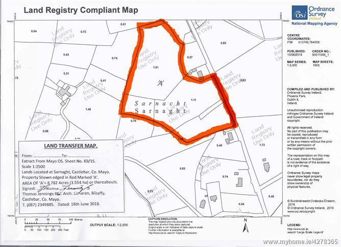 Main image for Sarnaght, Castlebar, Mayo