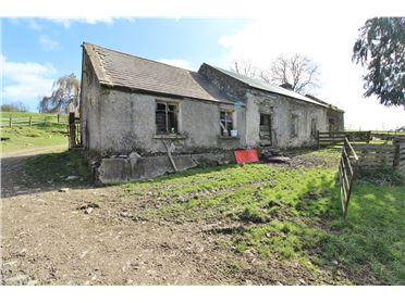 Photo of Derelict Residence & Farmyard on c. 59.5 Acres/ 24 Hectares available in 1 or 2 Lots, Kilbaylet Lower, Donard, Wicklow