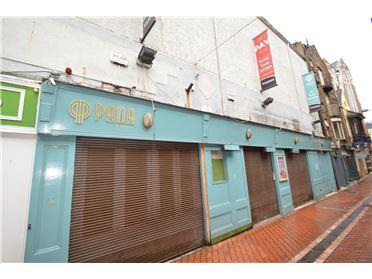Photo of 'The Pavilion' Bar & Nightclub, Carey's Lane, Cork City, Cork