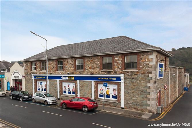 Abbey Square Shopping Centre, Enniscorthy, Co. Wexford