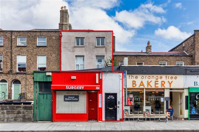 Main image for 104A Rathmines Road, Dublin 6, Dublin