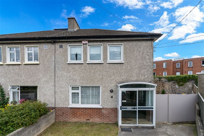 Main image for 4 Northumberland Park, Dun Laoghaire, County Dublin