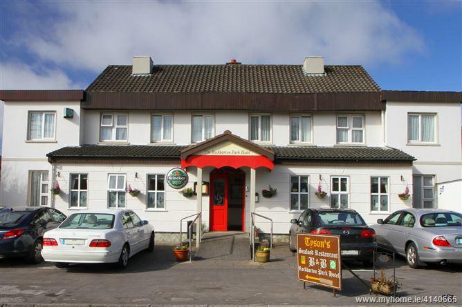 The Rockbarton Park Hotel, 5-7 Rockbarton Park, Salthill, Galway