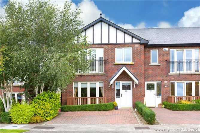 43 Church View, Eden Gate, Delgany, Co Wicklow