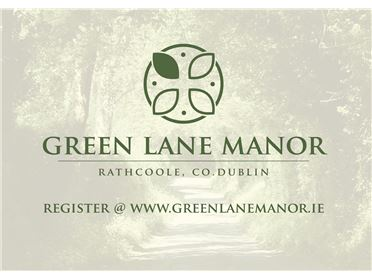Photo of Green Lane Manor, Rathcoole, Co. Dublin - 3 Bed plus Study Mid Terrace Townhouse - Type C