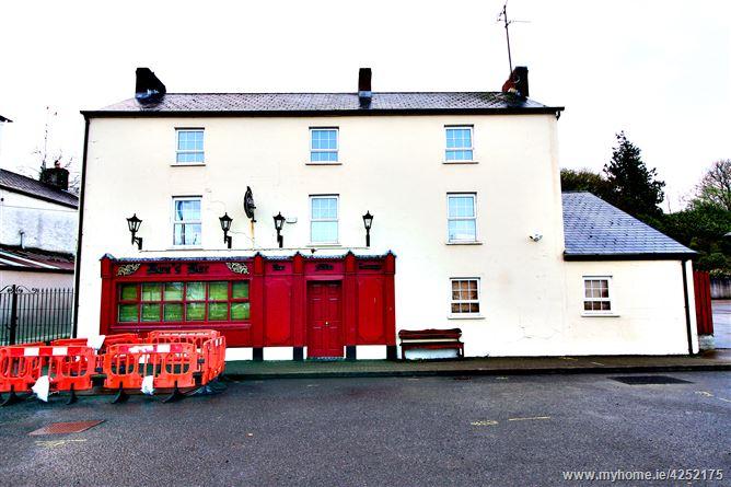 Former Dans Bar, Main Street, Newbliss, Co. Monaghan