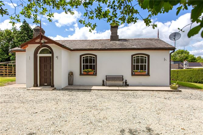 Main image for The Railway Cottage,Killybegs,Inch,Co. Wexford,Y25NW62