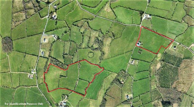 Main image for Lands at Tiernan & Rakelly, Kilbrone, Emyvale, Monaghan