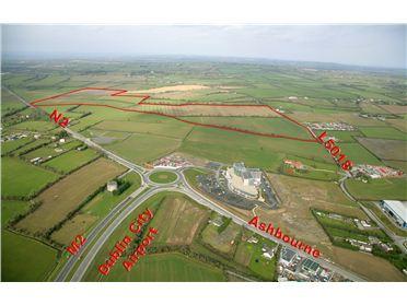 Main image of Development Land c. 115 acres/46.5 Ha., Ballymadun, Ashbourne, Co. Meath
