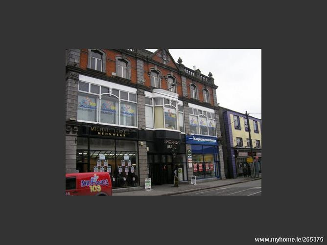 Main image of William St, The Mall, Tullamore, Co. Offaly