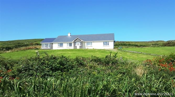 Ref 189 - High Road, Upper Tinnies, Valentia Island, Kerry